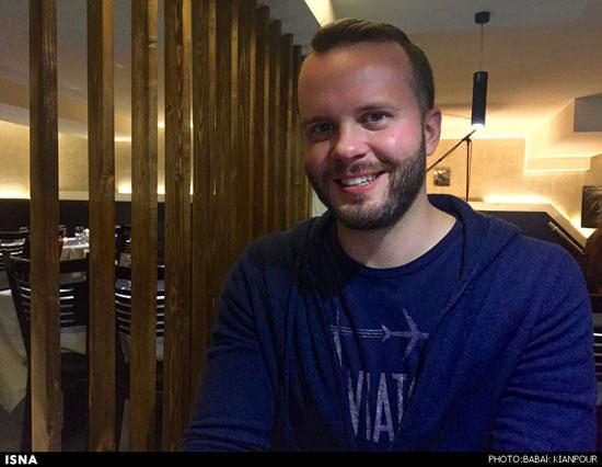 ماجراجوی آمریکایی در خیابانهای تهران