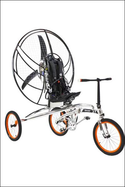 تصاویر دوچرخه پرنده , طراحی دوچرخه پرنده