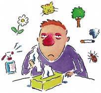آلرژی,درمان آلرژی,داروی آلرژی