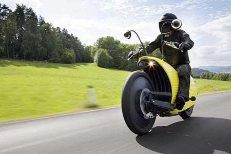 اخبار,اخبارگوناگون,عجیبترین موتورسیکلت
