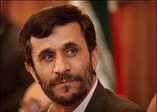 حضور سرزده احمدی نژاد در میان کاروان شکست حصر غزه