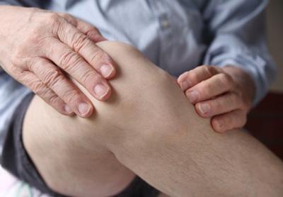 علل آرتروز زانو, درد آرتروز زانو
