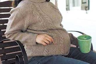 بدخوابی در دوران بارداری