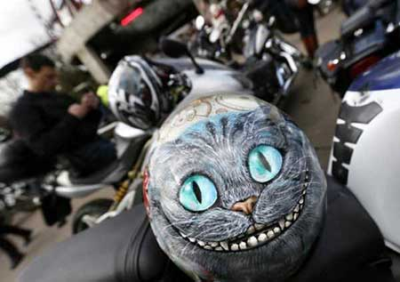 تصاویر دیدنی,موتورسواری , تصاویر جالب