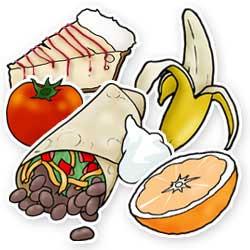 مواد غذايي مفيد و منابع آنها