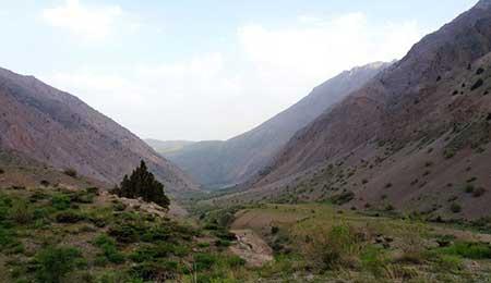 راه دسترسی به دریاچه گهر,گردشگری,تور گردشگری