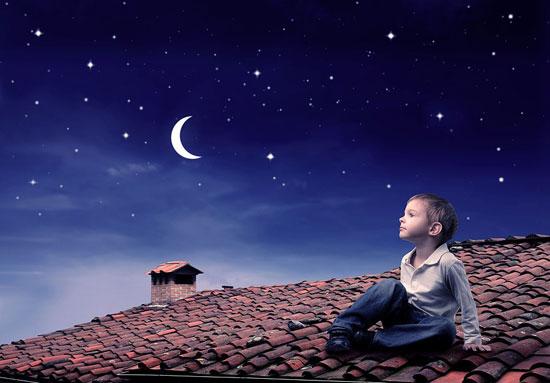 کودکان با تخیل قویشان وارد دنیای قصه میشوند