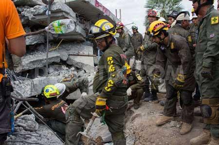 اخبار ,اخبار حوادث ,فروریختن ساختمان شش طبقه