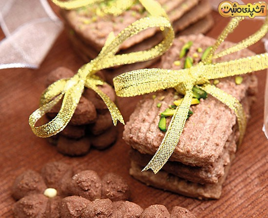 24 نوع غذا و شیرینی با تِمشکوفه های بهاری (4)