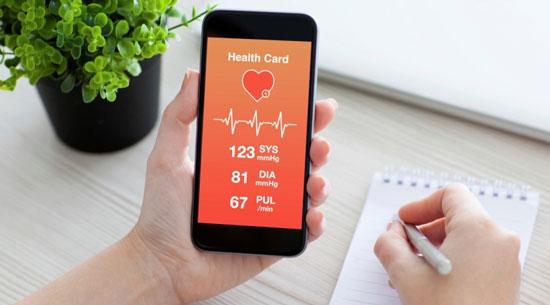 اپلیکیشن هایی برای کمک به سلامتی تان(اسلاید شو)