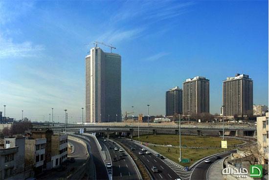 برج بین المللی تهران، بلندترین برج مسکونی ایران!