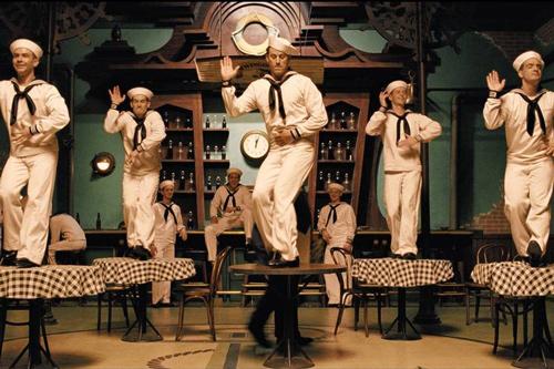 «جورج کلونی» در کمدی «درود بر سزار»