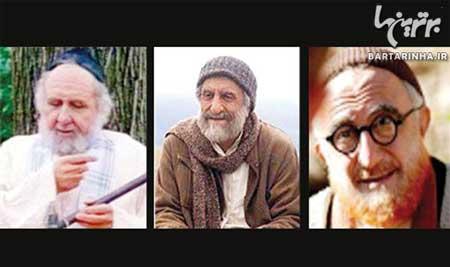 هزاردستان , بازیگران ایرانی ,  گریم های برتر