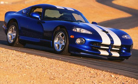 سریع ترین خودروهای دهه 90 میلادی