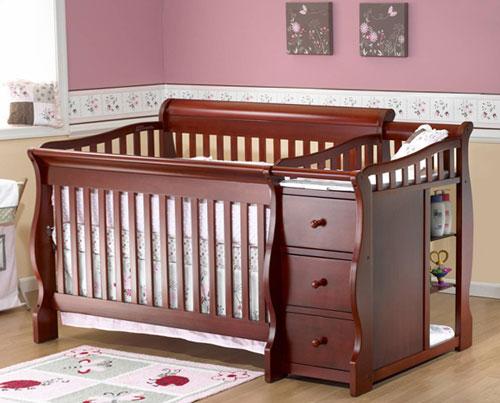 راهنمای خرید تخت نوزاد و نکات درگوشی برای والدین