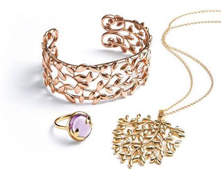 جواهرات Tiffany & Co, مدل جواهرات Tiffany & Co