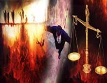روز قیامت, برزخ, برزخ و قیامت,عالم برزح,روز قیامت
