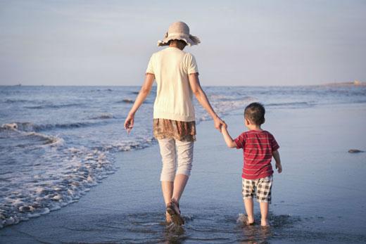 پسری تربیت کنید که به زنان احترام بگذارد(slideshow)