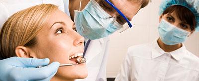 پوسیدگی دندان, سرطان حفره دهان