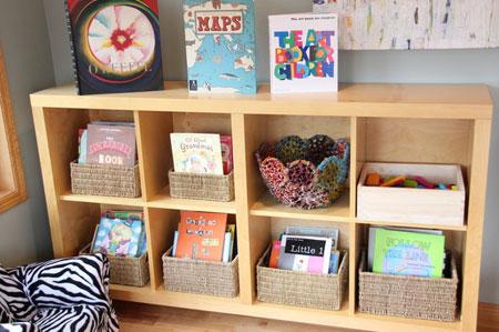 چیدمان اتاق کودک, دکوراسیون اتاق بازی کودک