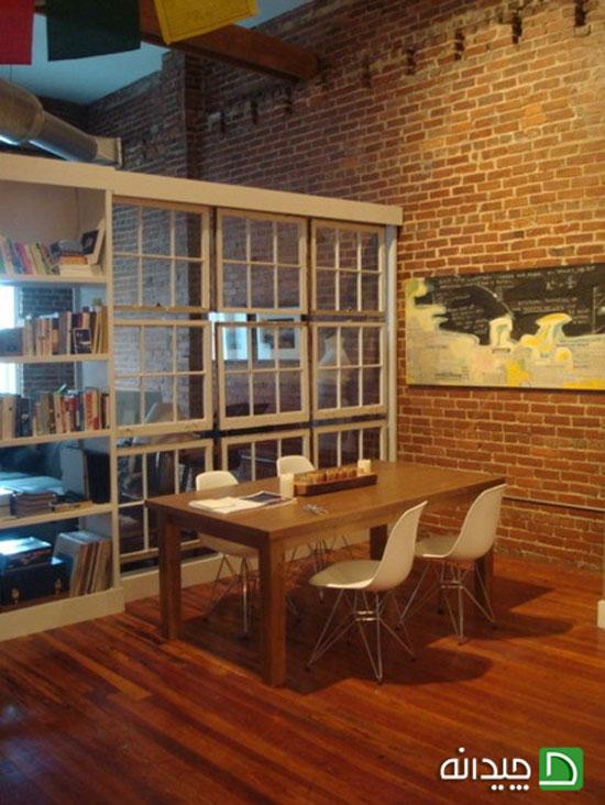 انواع دیوارهای جداکننده در طراحی دکوراسیون داخلی !