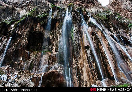 آبشار مارگون - فارس +عکس