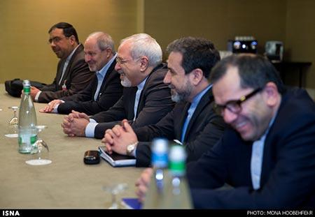 تیم مذاکره کننده ایران
