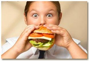 چند راهکار خانگی  برای پیشگیری از چاقی در کودکان