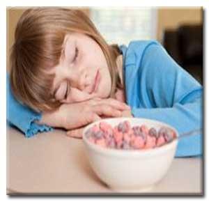 معرفی چندماده غذايی كه كمك میكند بهتربخوابيد