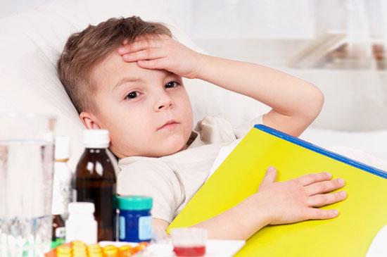 دربارهی عفونت شایع بچهها در فصل بهار چه میدانید؟