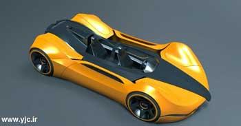 طراحی خودرو ,طراحی جدیدترین خودرو