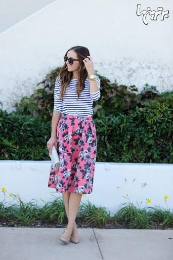 بهار و تابستان امسال چه بپوشیم؟