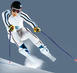 اسكی,وسایل اسکی,اسکی روی برف