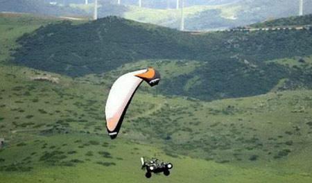 تصاویر خودروی پرنده,خودروی پرنده SkyRunner