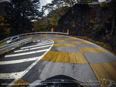 اخبار,اخبار گوناگون, جاده های ژاپن
