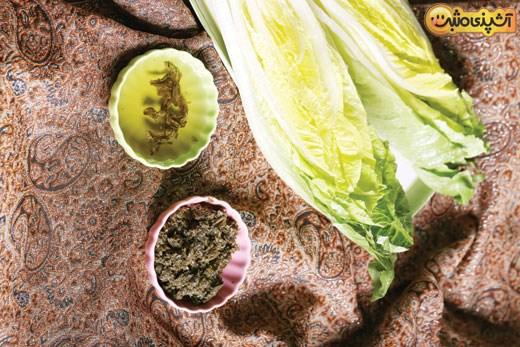 خوراکی های بهاری سنتی
