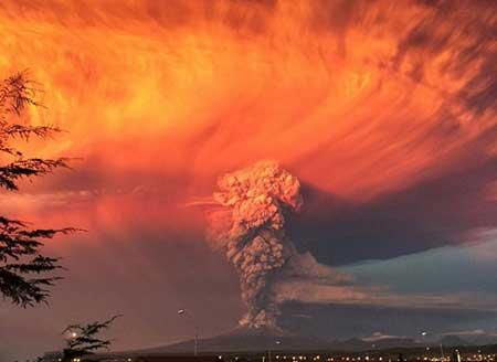 عکسهای جالب,آتشفشان ,تصاویر جالب