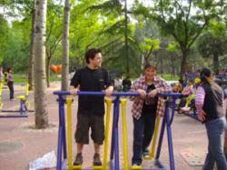 ورزش در پارک,درباره ورزش در پارک