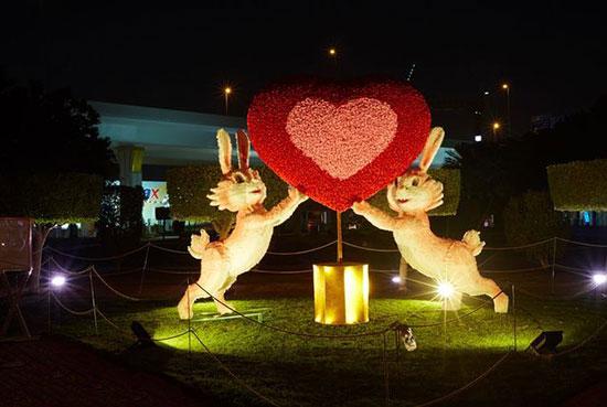 پارک نور دبی