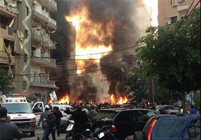 اخبار,انفجار در جنوب بیروت