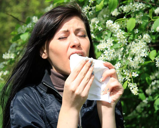 حساسیتهای پاییزه را بدون دارو کنید