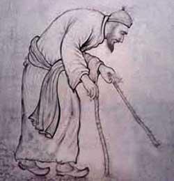 درس بهلول به شیخ جنید