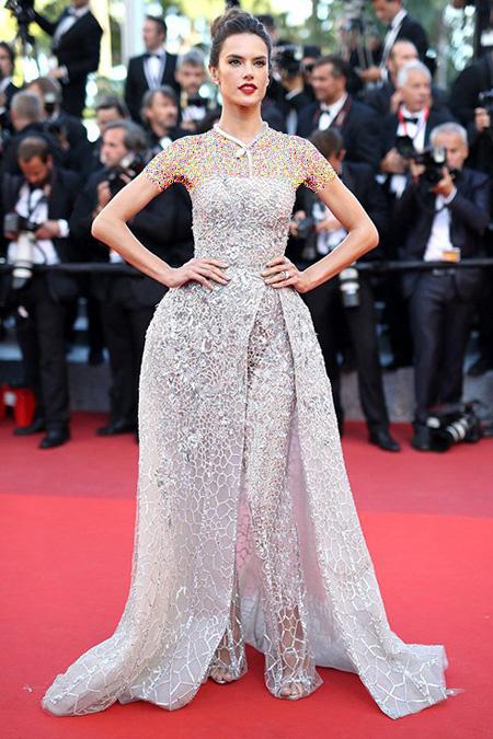 مدل لباس های ستارگان هالیوودی,لباس ستارگان هالیوودی در جشنواره کن