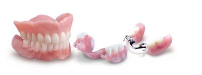 عوارض پروتز دندان,هزینه پروتز دندان,پروتز دندان متحرک
