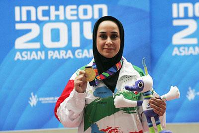 اخبار,اخبارورزشی,بهترین ورزشکار زن آسیا