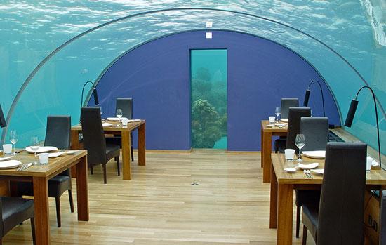 شش ساختمان شگفتانگیز در زیر آب را ببینید