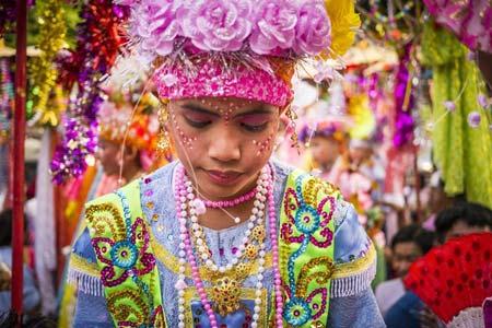 برگزاری  فستیوال سنتی سالانه