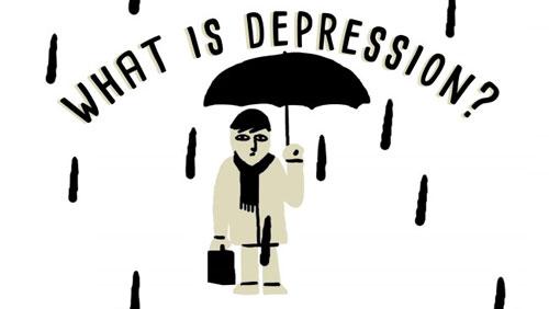 افسردگی شیوه زندگی نیست بلکه گونه ای آسیب مغزی است