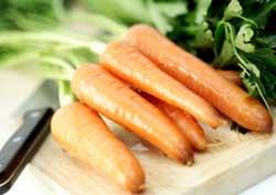 اگر می خواهید جذاب تر شوید، هویج بخورید!