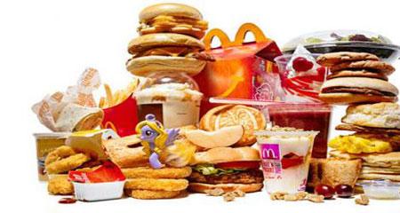 پیشگیری از سرطان,عوارض مصرف غذاهای آماده,مواد سرطان زا
